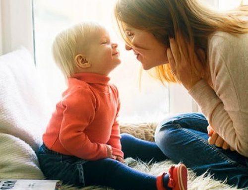 Ako naučiť dieťa reagovať na meno?